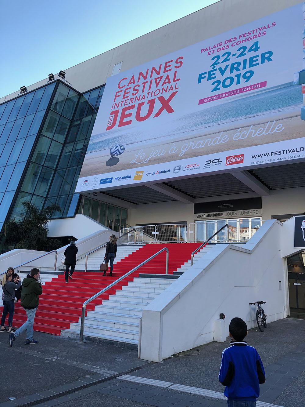 Cannes Festival des jeux 2019
